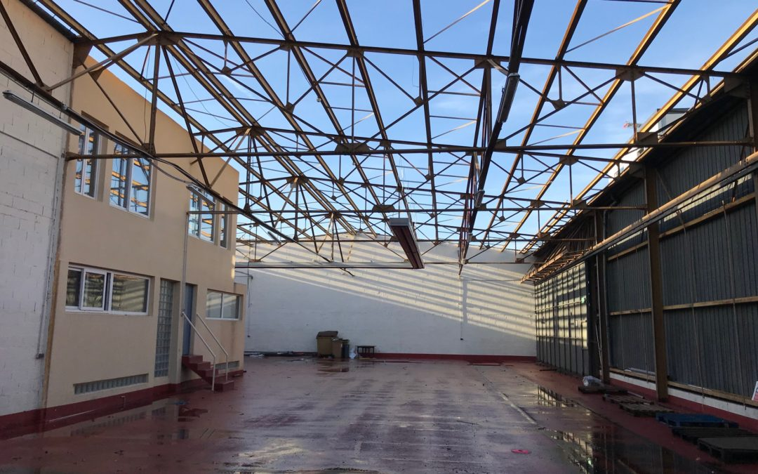 Cap sur 2019 : Le collège Les Vignes s'agrandit