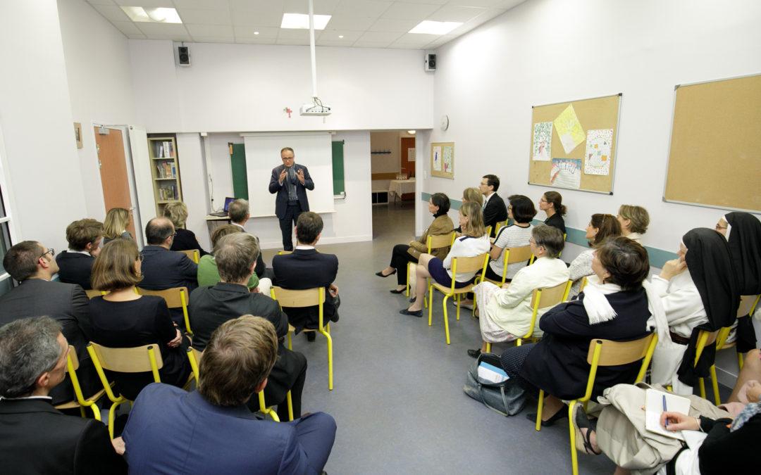 Association des parents des Vignes: notre mission éducative ne s'arrête pas à l'école!