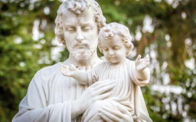 Une saint Joseph exceptionnelle
