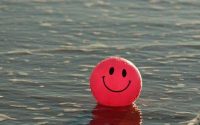 valeur du mois d'avril : sourire